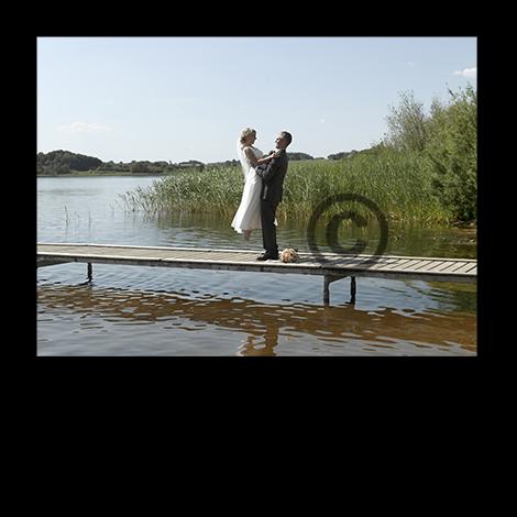 fotograf til bryllup i them