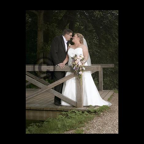 fotograf til bryllup i braedstrup