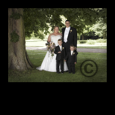 fotograf til bryllup i ry